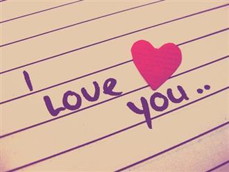 Gửi những lời yêu thương đến người yêu bằng tiếng Anh hay nhất
