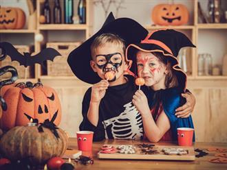 Truyện kể cho bé ngày Halloween hấp dẫn cha mẹ không thể bỏ qua
