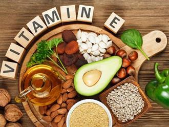 Vitamin E có tác dụng gì? Các bí kíp dưỡng da vi diệu từ vitamin E