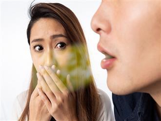 Cách chữa hôi miệng dân gian hơi thở thơm tho loại bỏ vi khuẩn tức thì