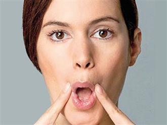 Cách xóa mờ nếp nhăn quanh khóe miệng giúp bạn trẻ ra vài tuổi