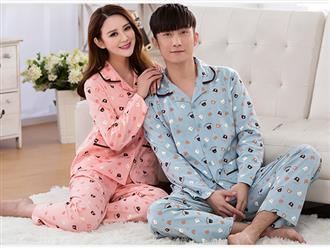 Đồ ngủ cho vợ chồng mới cưới giúp kết nối yêu thương