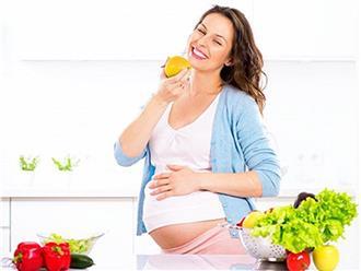 Dinh dưỡng 3 tháng cuối thai kỳ - Tăng năng lượng dự trữ cho hành trình vượt cạn