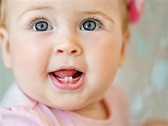 Trẻ 5 tuổi mọc răng hàm: Mẹ cần chú ý để chăm sóc con đúng cách