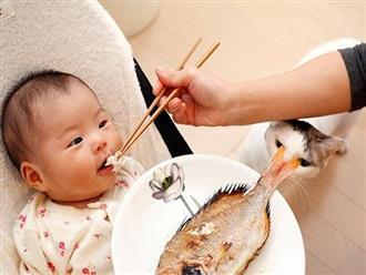 Trẻ bị hóc xương cá phải làm sao?