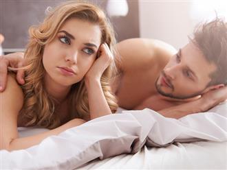 Vợ chồng ít quan hệ có sao không?