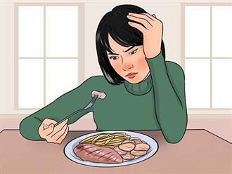 Ăn không tiêu buồn nôn nên làm gì?