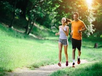 Tác dụng của việc chạy bộ đối với sức khỏe con người