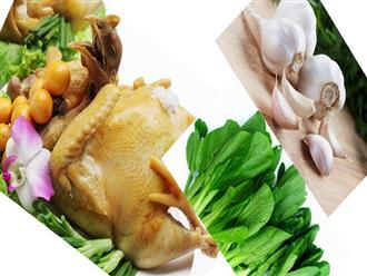 Cần biết thịt gà kỵ với gì để tránh mang bệnh vào người