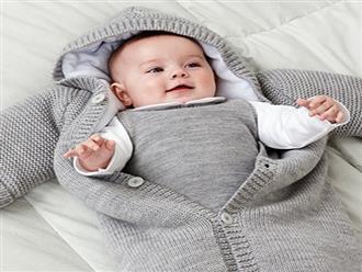 Trẻ sơ sinh chân tay lạnh – Dấu hiệu nguy hiểm không thể xem thường