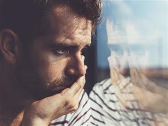 Tâm lý đàn ông sau khi ly hôn rất dễ bị suy sụp về tinh thần