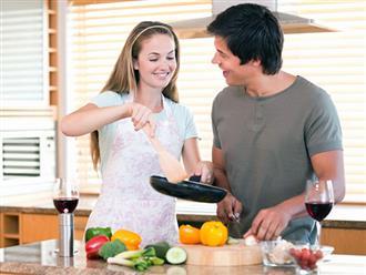 Hãy yêu một cô gái biết nấu ăn ngay bởi những điều tuyệt vời không phải ai cũng biết