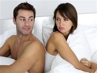 Vợ chồng không hòa hợp chuyện chăn gối chớ nên coi thường