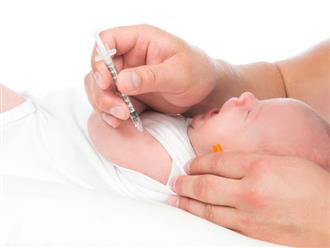 Cách giảm đau cho trẻ sau khi tiêm phòng giúp con yêu dễ chịu nhất