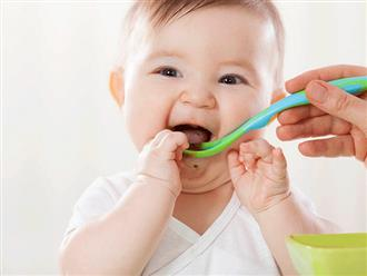 Cách nấu bột cho trẻ ăn dặm đúng cách, bổ dưỡng và hấp dẫn nhất