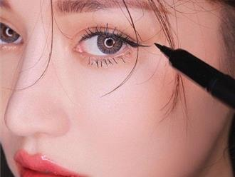 Bật mí cách trang điểm mắt đơn giản cho các cô nàng vụng về