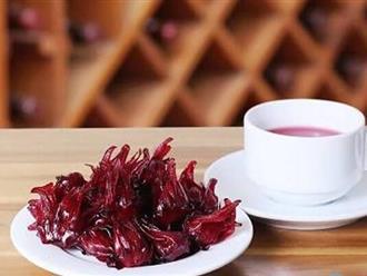 Cách làm trà atiso đỏ cho ngày mới căng tràn sức sống!