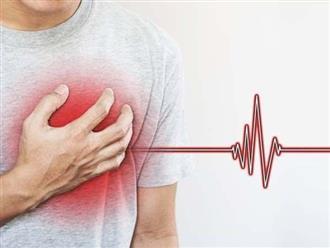 Cần làm gì khi tim đập nhanh để bảo vệ sức khoẻ kịp thời?