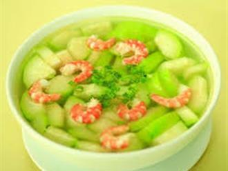 Xao lòng với món tôm nấu canh chua dân dã ngon nứt vách