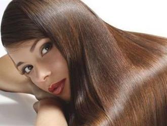 Bât mí cho các nàng cách làm tóc thẳng không cần duỗi đẹp tự nhiên
