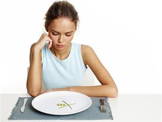 Áp dụng phương pháp nhịn ăn có giảm cân không?