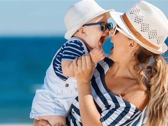 Sữa mẹ như thế nào là tốt cho trẻ sơ sinh và trẻ nhỏ
