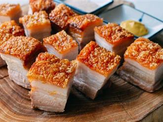 Các món ăn đem lại may mắn cho gia chủ trong ngày Tết Dương lịch