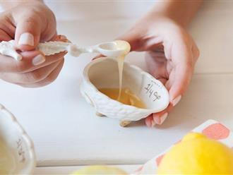 Thoát khỏi làn da dầu mụn tức thì nhờ công thức tự làm sửa rửa mặt handmade cho da nhờn