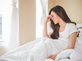 4 cách trị nhức đầu sau khi ngủ dậy cực hiệu quả bạn không thể không biết