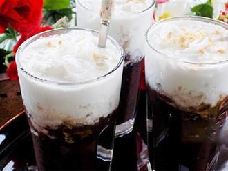 Cách làm nước cốt dừa ăn chè đậu đen cực ngon chỉ mất chưa đầy 5 phút