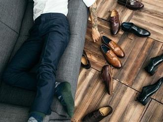 Tặng giày cho bạn trai có thực sự dẫn đến chia tay?