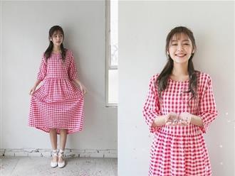 """Chọn váy midi cực chuẩn cho người thấp bé để """"ăn gian chiều cao"""""""