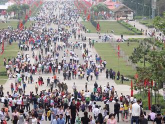 Lịch sử Giỗ Tổ Hùng Vương ở Đền Hùng, Phú Thọ