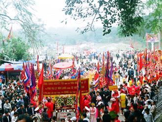 Tìm hiểu về lịch sử lễ hội Đền Hùng