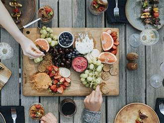Ăn chay đúng cách, duy trì sức khỏe, sống thọ sống đẹp!