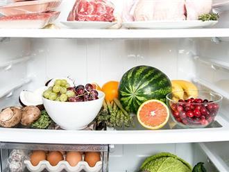 Cách bảo quản thực phẩm trong tủ lạnh, ai cũng cần phải biết!