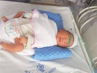 Cứu sống thai nhi 34 tuần trong bụng bà mẹ bị tai nạn giao thông nguy kịch