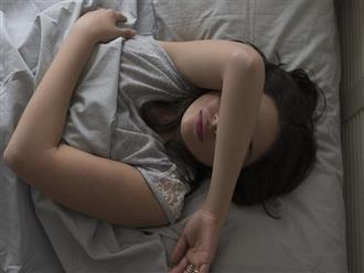 Nếu có những bất thường như thế này trong khi ngủ, có thể gan của bạn đã bị tổn hại nghiêm trọng