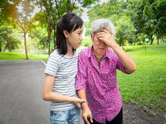 7 triệu chứng đột quỵ ở nữ giới dù thoáng qua nhưng rất hay gặp