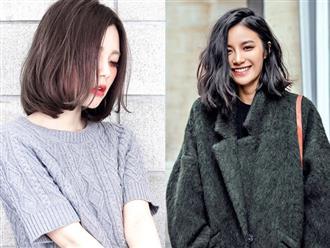 Nhà tạo mẫu nổi tiếng gợi ý 5 kiểu tóc ngắn phù hợp nhất với khuôn mặt tròn, cứ cắt là trẻ trung, xinh đẹp ngay