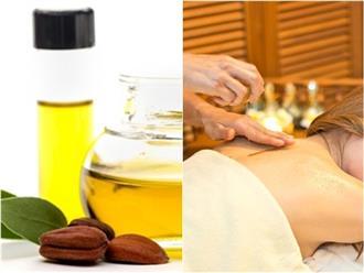 10 loại dầu thiên nhiên massage giúp trẻ hóa làn da