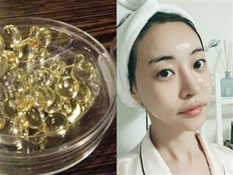 Vitamin E và tác dụng thần kỳ trong việc làm đẹp da, chống lão hoá