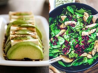 10 thực phẩm được chuyên gia dinh dưỡng khuyến khích bổ sung thường xuyên để giảm cân, săn chắc vóc dáng