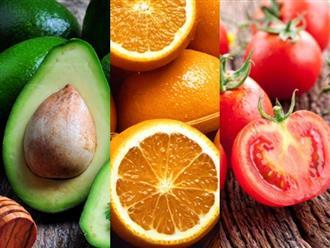 6 loại thực phẩm giúp đẩy lùi lão hóa, làm mờ nếp nhăn