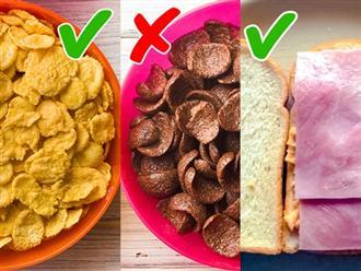 10 thực phẩm lành mạnh giúp xua tan cơn đói lúc nửa đêm mà không gây tăng cân, béo bụng