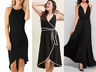 11 bộ váy đen tối giản cứ tưởng là nhàm chán, nhưng lại có thể giúp chị em quyến rũ hết phần thiên hạ