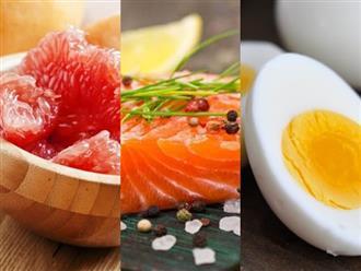 11 loại thực phẩm chị em thoải mái ăn thả phanh mà không lo tích mỡ bụng