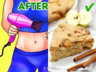 12 cách giảm cân không cần 'khổ sở' vì nhịn ăn