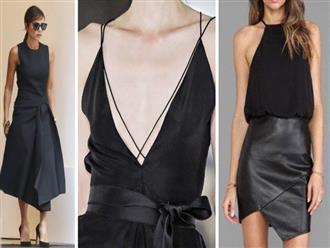12 mẹo đơn giản đến bất ngờ giúp chị em biến bộ trang phục đen đơn điệu trở nên hút mắt hơn bao giờ hết