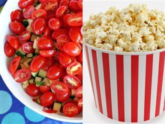 8 gợi ý bữa ăn vặt lành mạnh cho người giảm cân